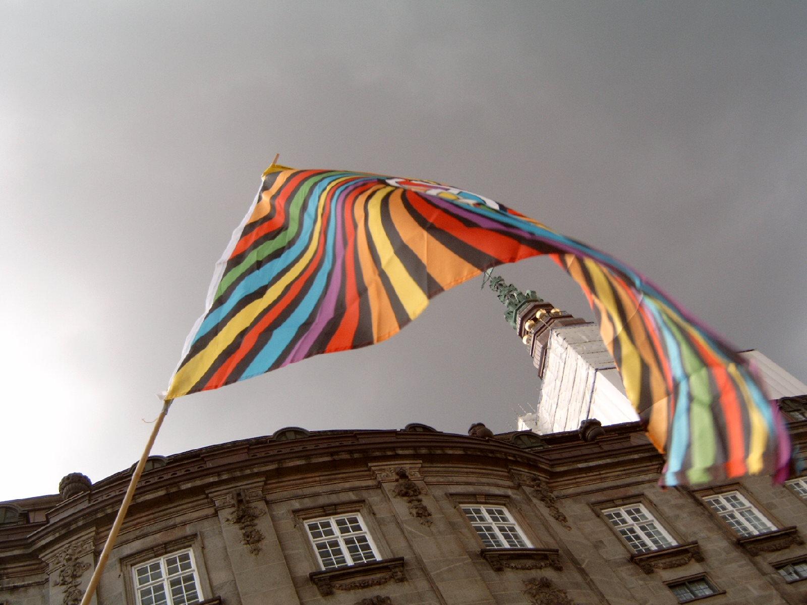 specielt fredsflag